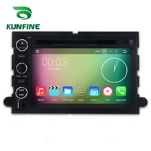 KUNFINE Android 7.1 Quad Core 2GB Car DVD GPS Navigation Player Car Stereo for Ford Expedition 2007-2010 Radio headunit(China)