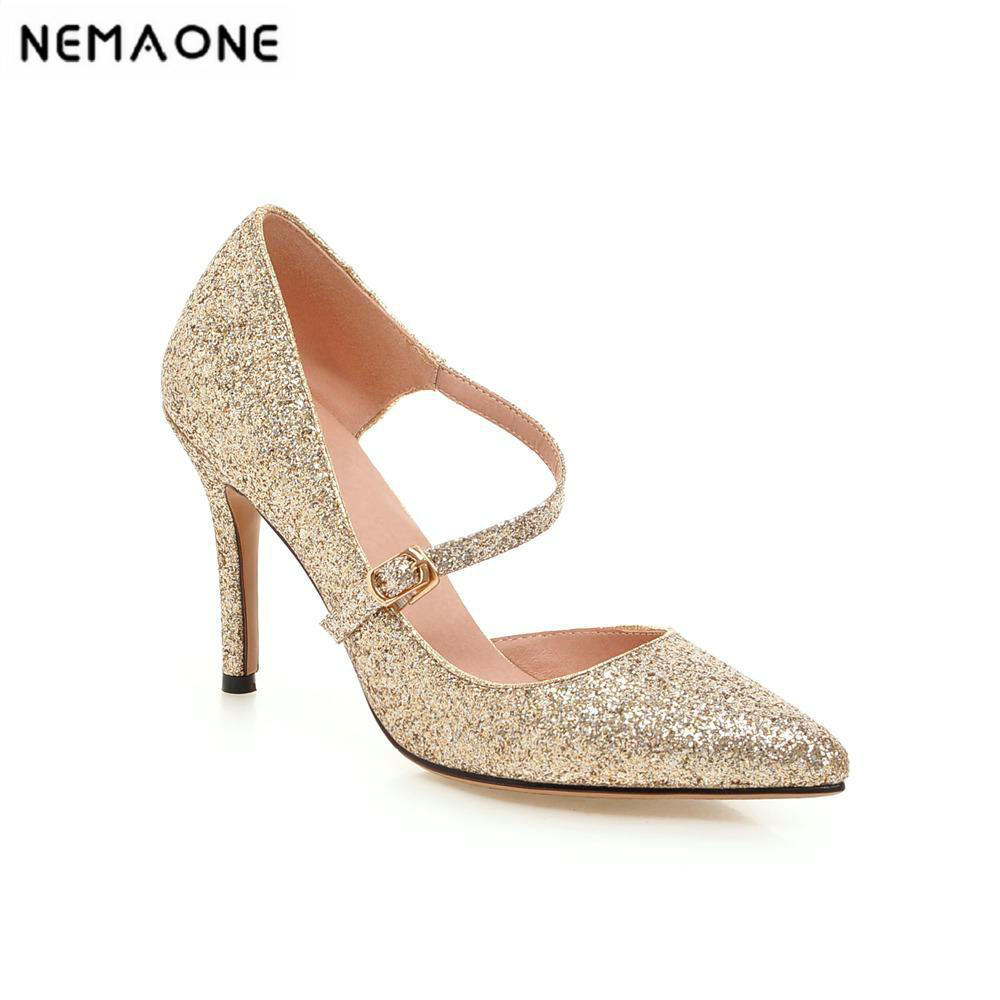 Fashion women shoes high heel pumps women mary jane shoes high heels women wedding shoes<br>