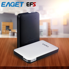 EAGET G30 2.5 inch 500GB 1TB 2TB 3TB Hard Drives High Speed USB3.0 Shockproof Full Encryption External Hard Disk HDD For PC