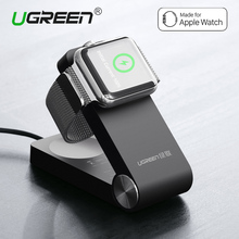 Ugreen MFi Certified Charger for Apple Watch  Magnetic Charger Dock Holder Foldable Stand charger for Apple Watch 42mm 38mm