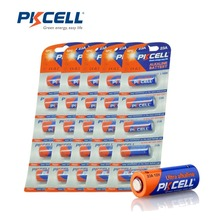 25pcs NEW PKCELL Battery 23AE 21/23 A23 12V 23A 23GA MN21 12v Alkaline Battery Batteries for Doorbell(China)
