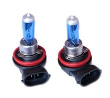 2pc 12v 55w H11 Xenon Gas Super White Fog Light Bulbs 5000k 1pair 8z1503