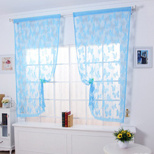 2Pcs New fashion Luxurious Curtain Line Entrance Partition Curtain Line Butterfly Curtain Linetype Blind Home Decoration