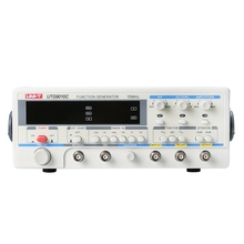 Fast delivery to Russia and all over the world !!! UNI-T UTG9010C Digital Function Generators 10MHZ 20Vpp signal generator(China)