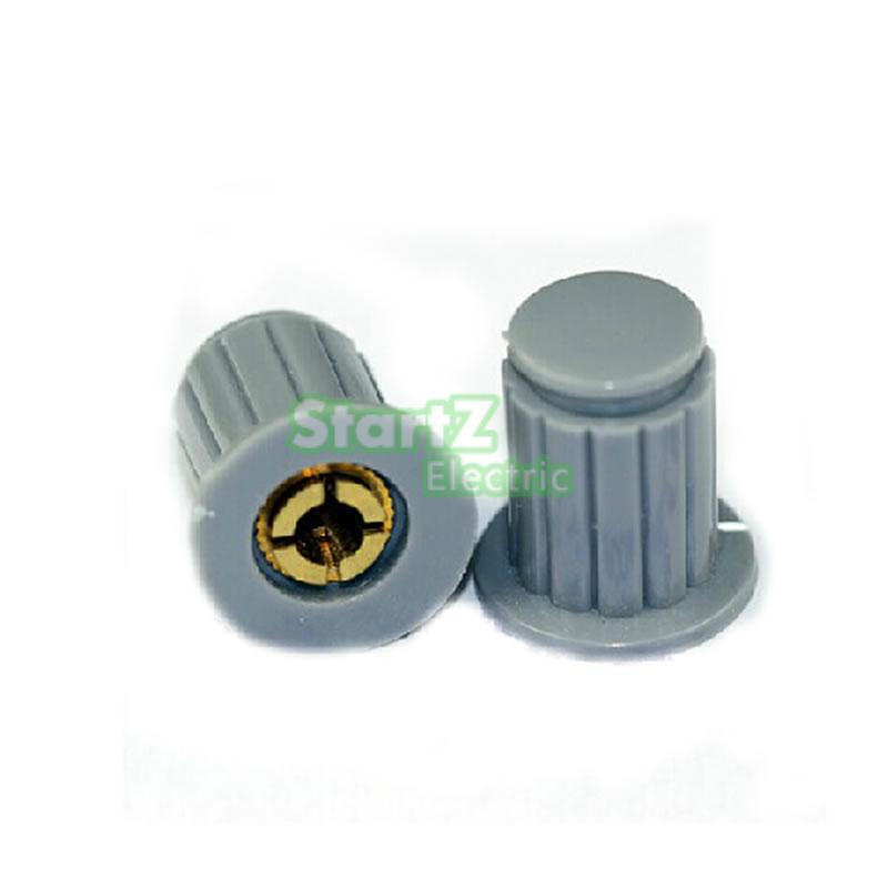 4mm gray knob button cap is suitable for high quality WXD3-13-2W - turn around special potentiometer knob  10PCS<br><br>Aliexpress