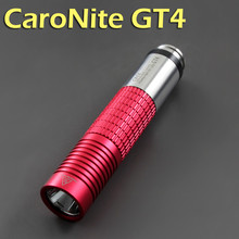 The high-end gift light flashlight genuine Mini waterproof imported car cigarette lighter charge LED