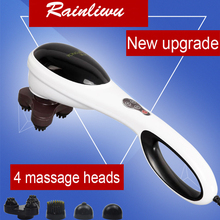 Dolphin Massager New upgrade Massage Stick Variable Speed Massage Apparatus Full Body Health Care Massage device(China)