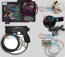 Time crisis 3 LCD monitor Shooting Game Kit work wiht LCD TV for Shooting Game LCD monitor Simulator Machine/amusement machine