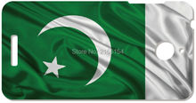 Retail Printed Pakistan flag Plastic Hard Cover For HTC one X M7 M8 Mini M9 Plus M10 E8 A9 Desire 510 eye M910x Cell Phone Case