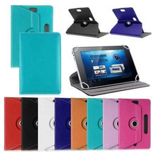 For MODECOM FREETAB 9004/9000 9inch 360 Degree Rotating Universal Tablet PU Leather cover case Free pen
