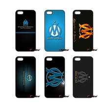 Olympique de Marseille Logo fashion Phone case For Samsung Galaxy Note 2 3 4 5 S2 S3 S4 S5 MINI S6 S7 edge Active S8 Plus(China)