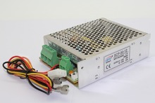 SCP-50-24 CE approved factory price 50W 24V UPS function power supply for security project