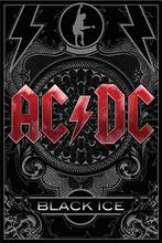 Custom AC DC Black Nice Chris Canvas Fabric Poster Home Retro Stylish Wall Poster Decor Best Nice Wall Art Fabric(China)