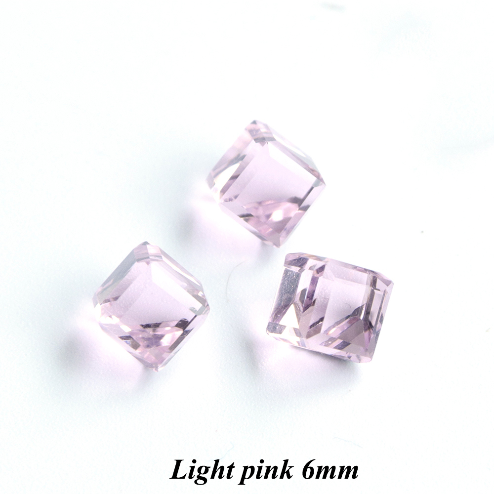 light pink 6mm