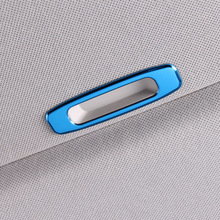 Stainless Steel Car SunRoof Skylight Handle Cover Frame Sticker Fit For Toyota Corolla S LE 2014 Levin Decoration Accessories(China)