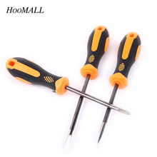 Hoomall 4-6 Inch Screwdriver Phillips Screwdriver High Quality Steel Hardness Practical Multi-Function Screwdriver Set Hand Tool(China)