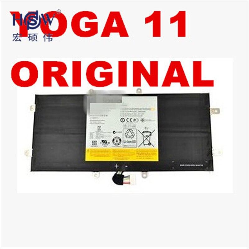 original LAPTOP battery 14.8V 42WH FOR Lenovo YOGA 11S L11M4P13 yoga11 bateria akku<br>
