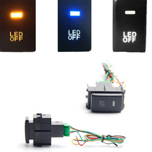 Car Led Off Switch Led Button Switch For Nissan