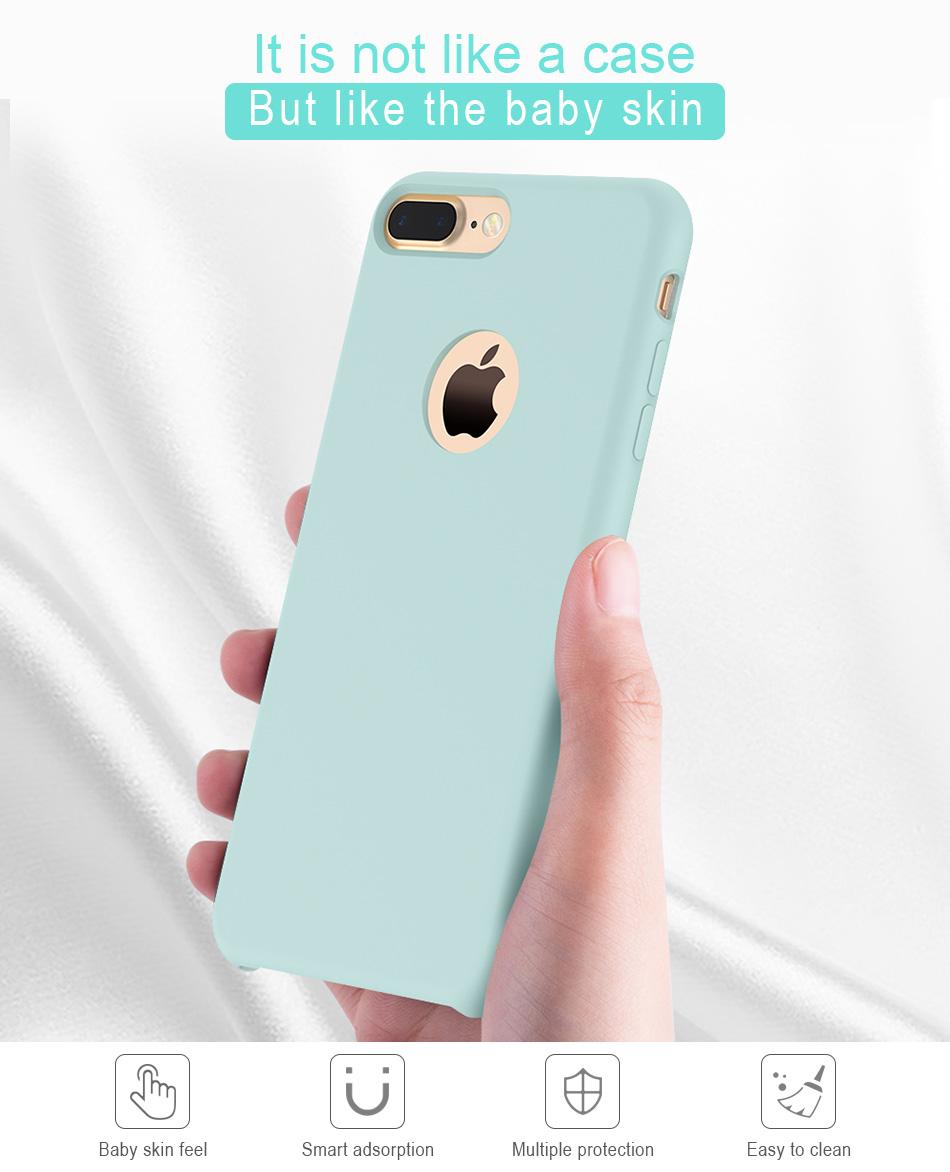 Ümbrised – iPhone 6, 6s plus, 7, 7 plus, 8, 8 plus