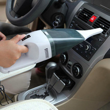 12V 60W Car vacuum Cleaner of Portable Handheld Wet & Dry Dual-use Super Suction 2meters
