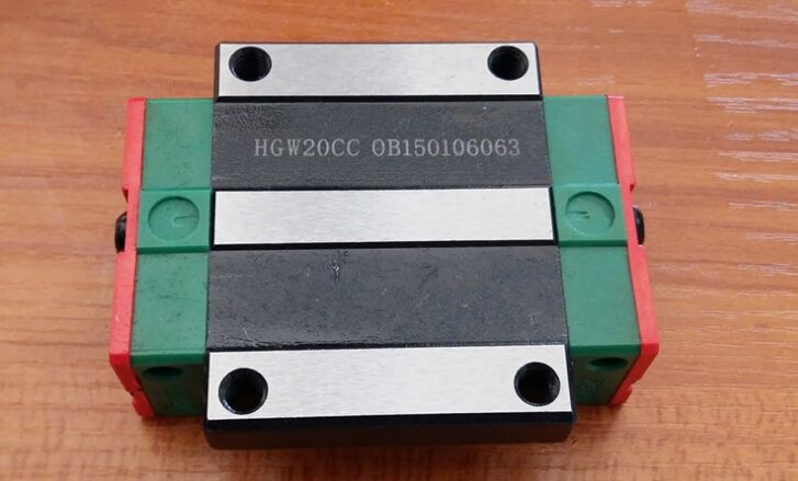 HGW20CC HIWIN Linear Guideways Rail Carriage Block with Grease Nipple match HGR20 CNC DIY<br><br>Aliexpress