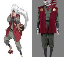 Anime Naruto Clothes Second Generations Uzumaki Naruto COSPLAY Costumes(China)