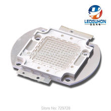 100W violet 365-370nm high power COB led module(China)