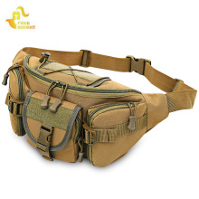 Free Knight 3 - 5L Tactical Molle Bag Waterproof Waist Fanny Pack Hiking Fishing Sport Hunting Waist Bags Camping Sport Bag Belt(China)