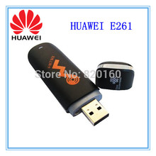 HUAWEI E261 Modem WCDMA 3G Wireless Network Card USB Modem Adapter For Car DVD & PC Tablet SIM Card HSDPA EDGE Android(China)