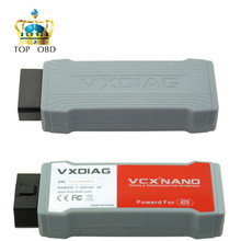 Hot Sale VXDIAG VCX NANO for Ford/Mazda 2 in 1 for Ford IDS V100.01 for Mazda V100 Perfect Replacement for Ford VCM 2(China)