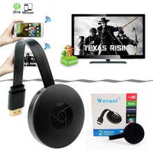 Multi-Screen Interactive HDMI 1080P Wifi Display Android Dongle Receiver Airplay Chromecast ROCKCHIP RK3036 TV Stick(China)