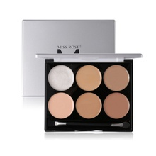 Concealer Facial Corrective Makeup All Round Contour Highlighter Flawless Make-up Base Corrector Palette
