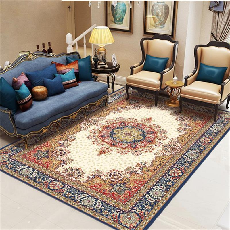 Persian Rugs And Carpets For Living Room Coffee Table Bedroom Carpet Home Decorations Rug Can Be