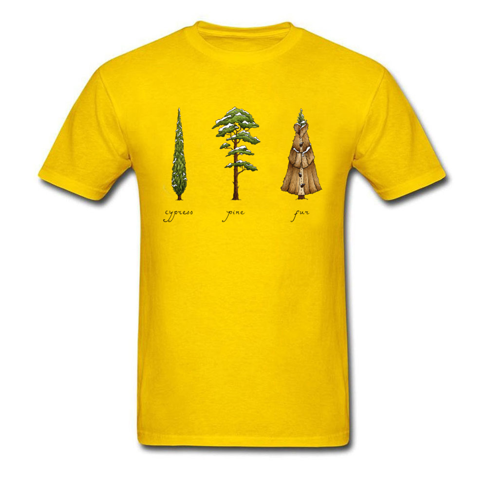 Know Your Coniferous Trees_yellow