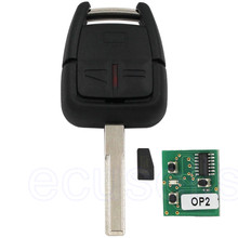 Remote Key for Vauxhall Opel 3 Button 433.92Mhz GM:24424728 with ID40 Chip
