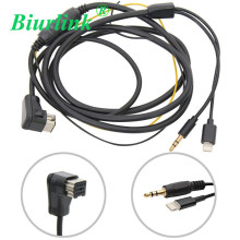 Car IP-BUS IN AUX Adapter Audio Cable for Pioneer CD(China)