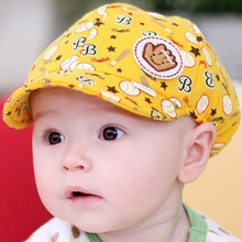NewBorn Baby Baseball Caps Baby Hats Children infant gorras head bebes kids Steeple Caps Photograph Prop Headwear(China)