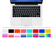 "HRH Russian UK Silicone Keyboard Cover Skin for Macbook Pro 13"" A1708 (2016 Release No Touch Bar) for Macbook 12""A1534 Retina"