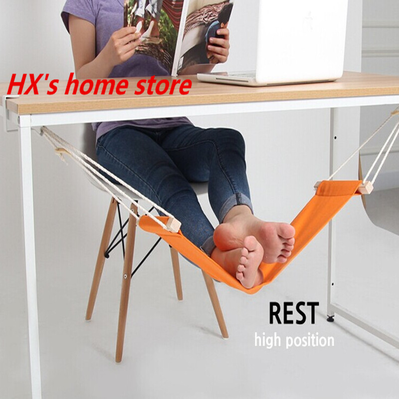 FUUT Desk Feet Hammock Foot Chair Care Tool The Foot Hammock Outdoor Rest Cot<br><br>Aliexpress