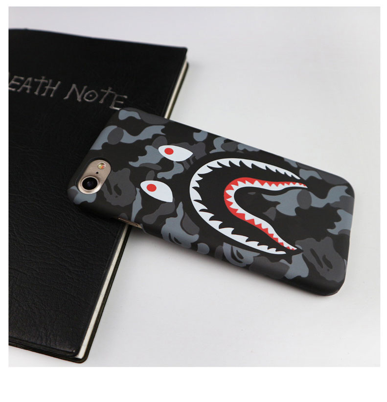 """Military Shark"" Shark Phone Case 3"