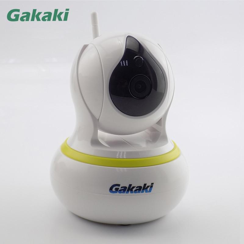 Gakaki Security Network CCTV Wifi IP Camera 720P HD Wireless Camera IR Infrared Night Vision Surveillance Camera Baby Monitor<br>