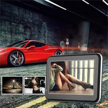 New sale new 4.3 inch HD Touchscreen Car GPS Navigation 4GB + Free Europe Map Support FM Music Video Vehicle Navigator tk102b