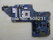 Wholesale for 682171-001 48.4ST10.031 Motherboard HP DV6 DV6-7000 , 100% Tested and guaranteed in good working condition!!