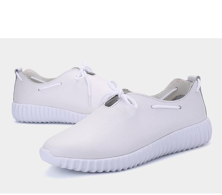 AH 2816 (18) Women's Leather Flats Shoes