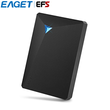 New Arrival EAGET G20 2.5 inch HDD High Speed USB 3.0 500GB 1TB 2TB External Hard Drives Full Encryption Shockproof Hard Disk