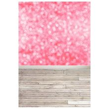 Thin vinyl cloth photography backdrops computer Printing background for photo studio Bokeh pink photo backdrop F-001 100*150cm