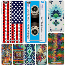Cassette Player Android Hard Cover Case for Xiaomi 6 5 5s Plus Redmi 3 4 Pro 4 Prime 4A Note 2 3 Pro 4 4X