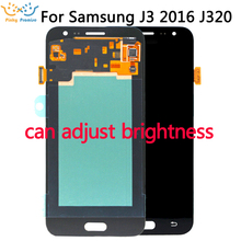 For Samsung J320 LCD Display Digitizer For Galaxy J3 2016 J320 J320F J320M J320FN LCD Touch Screen Panel Digitizer Assembly(China)