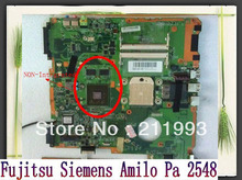 Best Quality for  Fujitsu Siemens Amilo Pa 2548 PTT50 PTT50MB Non-Integrated Laptop Motherboard 100% fully tested