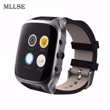 2017 up to date X01S Android Smartwatch Phone Bluetooth Smart Watch 1.3GHz Dual Core IP67 GPS Watch Cam 1G 8G Heart Rate 3G WiFi(China)
